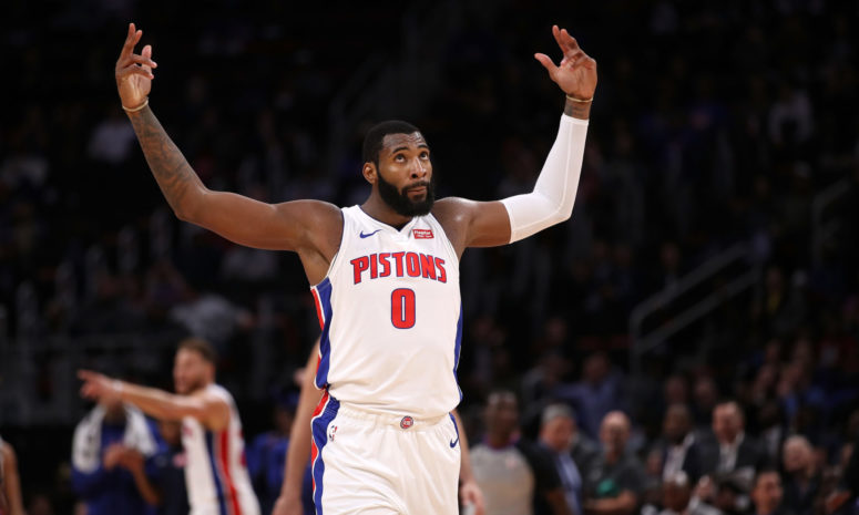 Andre Drummond Forgot The NBA Is Just A Business