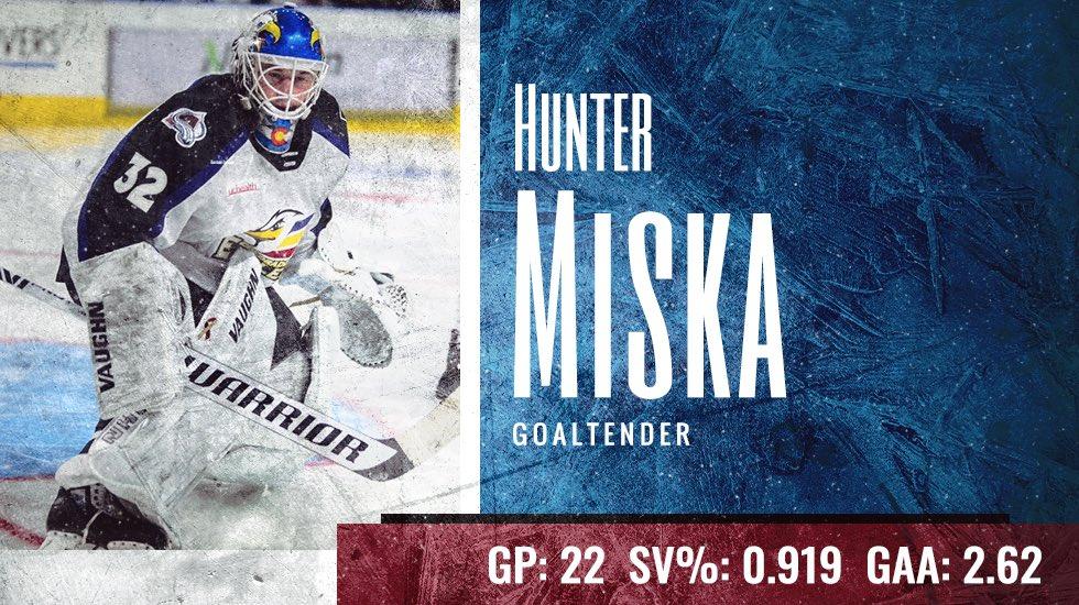 Who is Hunter Miska?