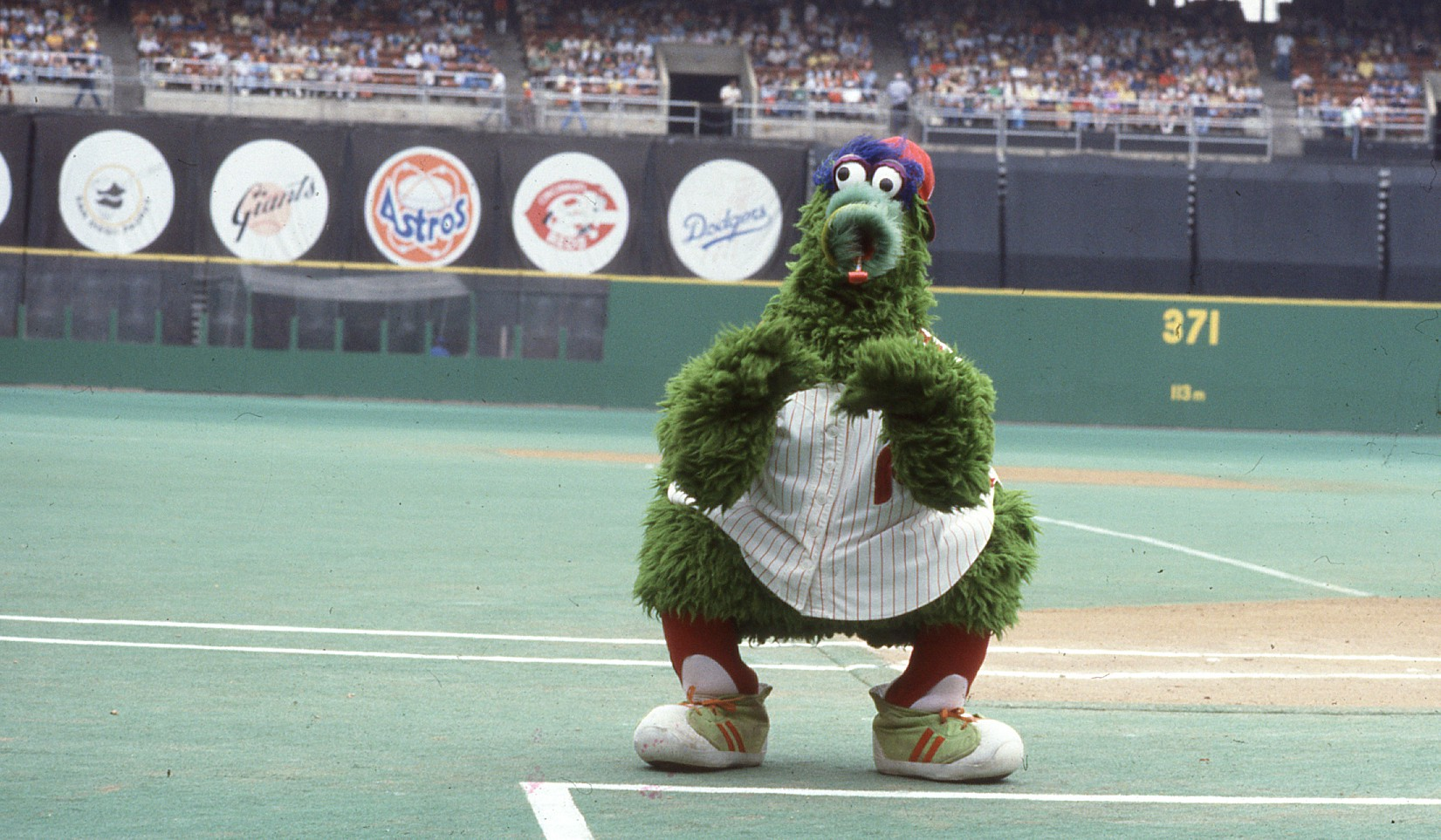 The Phillie Phanatic Is Embroiled In A Messy Lawsuit That Could Change Him Forever
