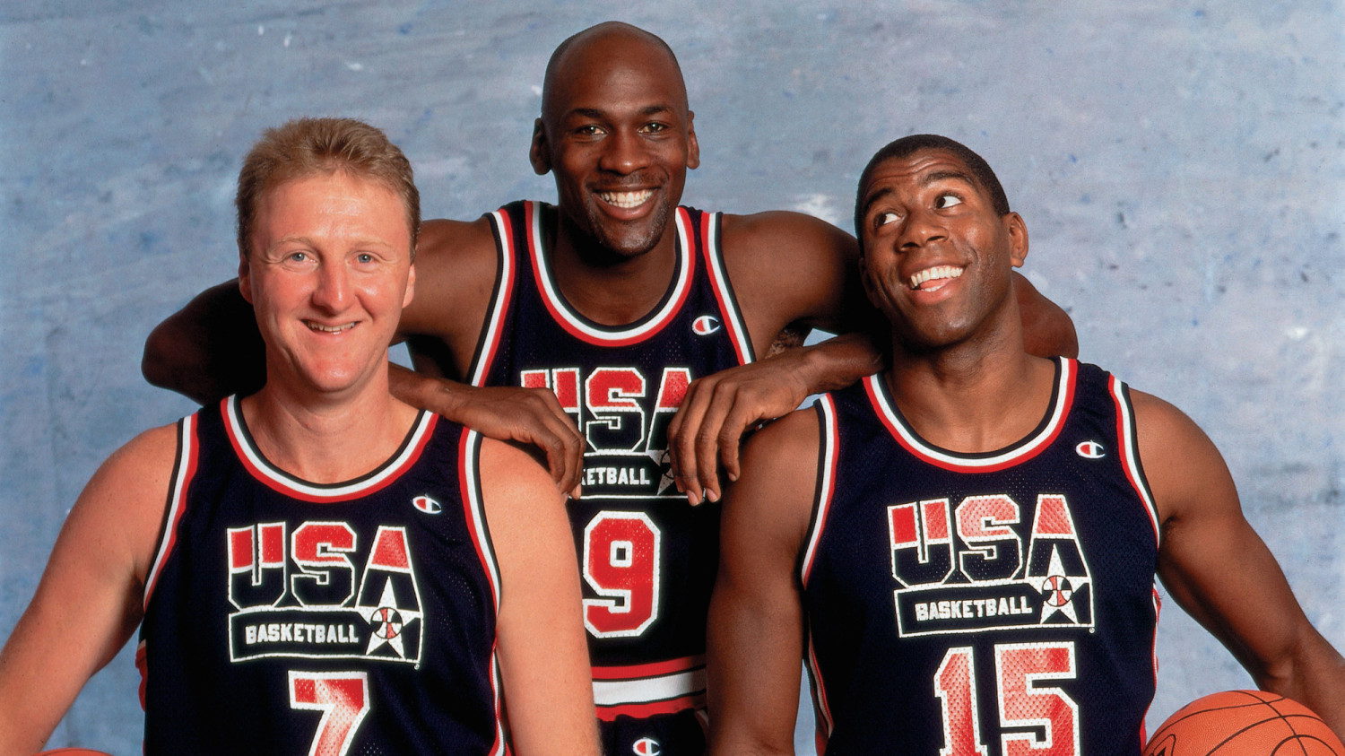 """Tuck Yourself In Bed With: The 1992 """"Dream Team"""" Documentary"""