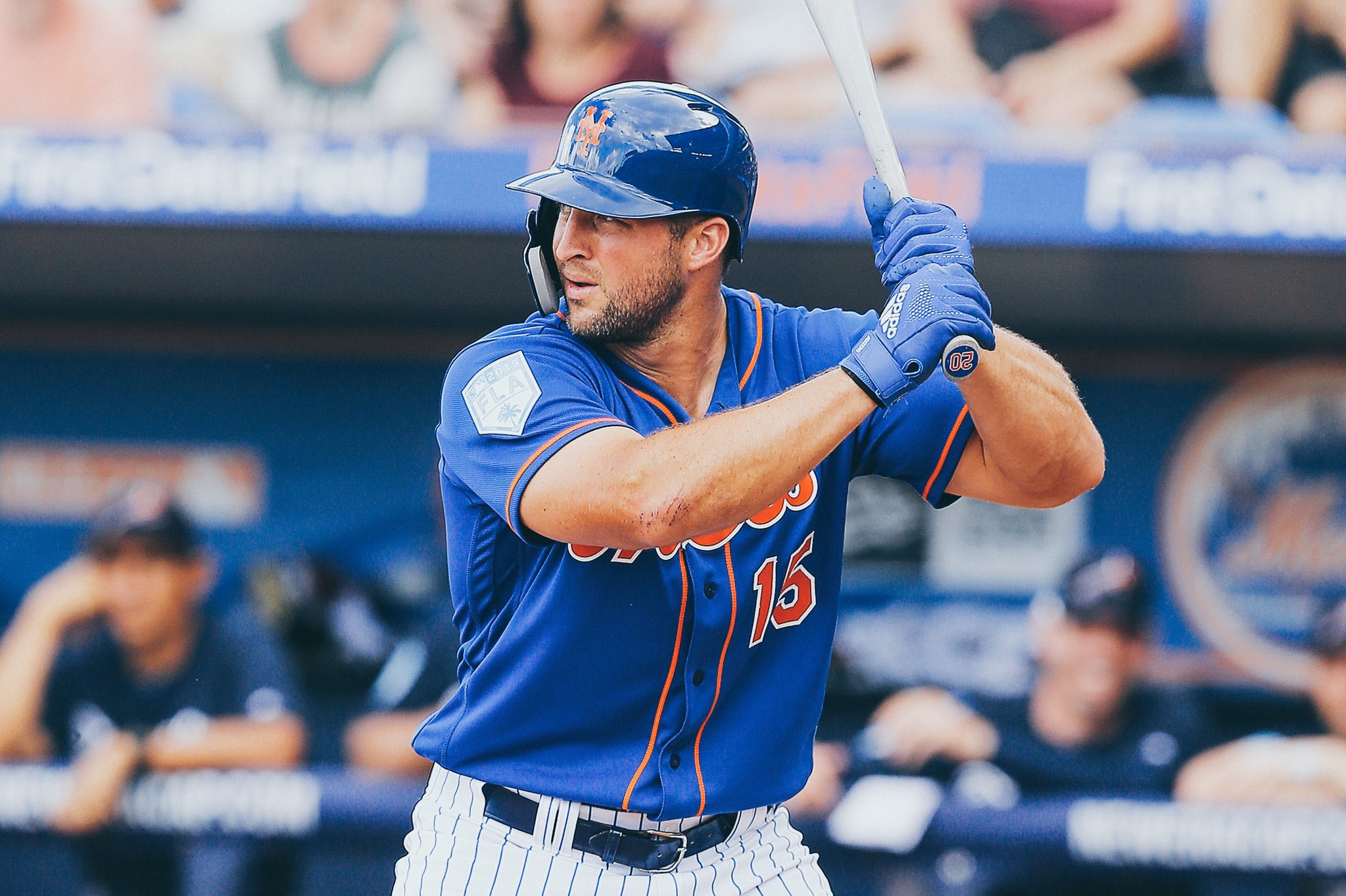 Tim Tebow Will Be The First Ever Player To Have Circumcised His Teammates At The World Baseball Classic This Summer