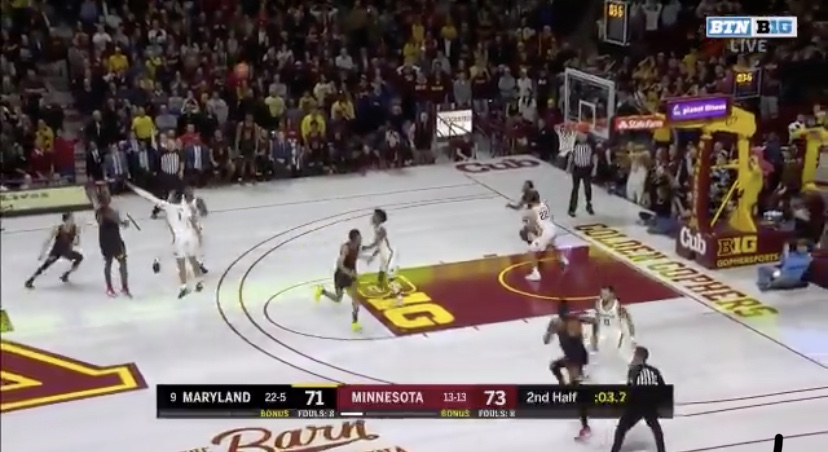 Minnesota Up 8 With Two Minutes To Go Loses & Ruins Local Gambler's Night