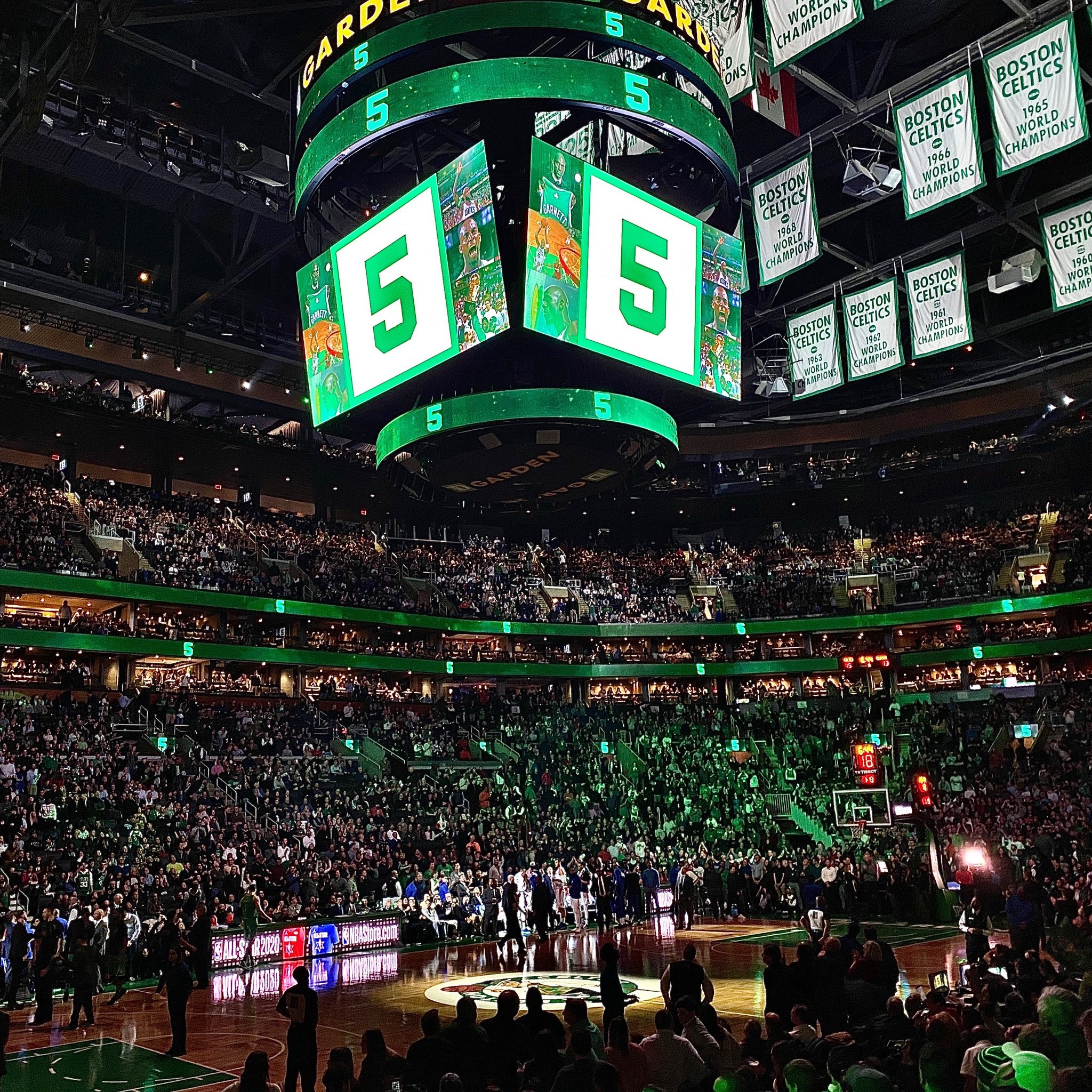 The Celtics Are Running Out Of Numbers To Wear