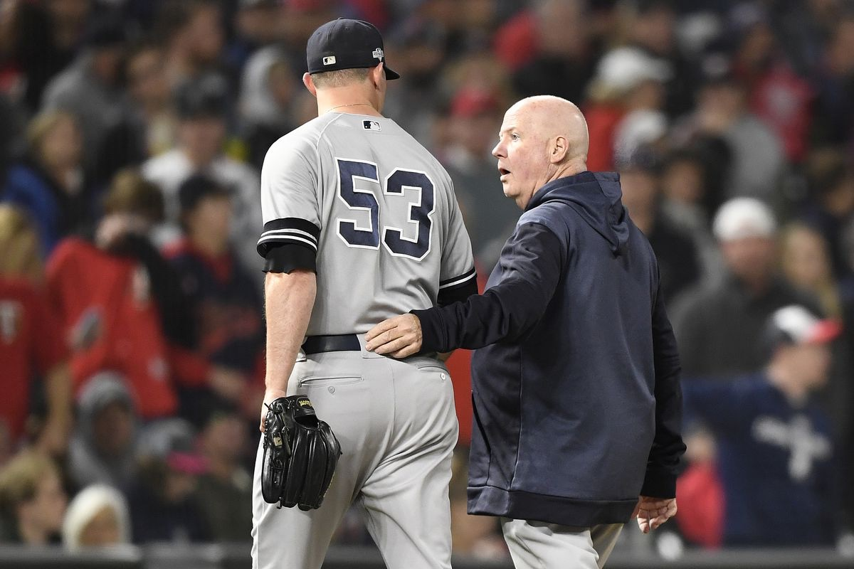 Yankees Hit With Major Injury