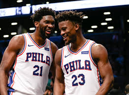 Super Villain, Jimmy Butler, Working to Land Joel Embiid in Miami
