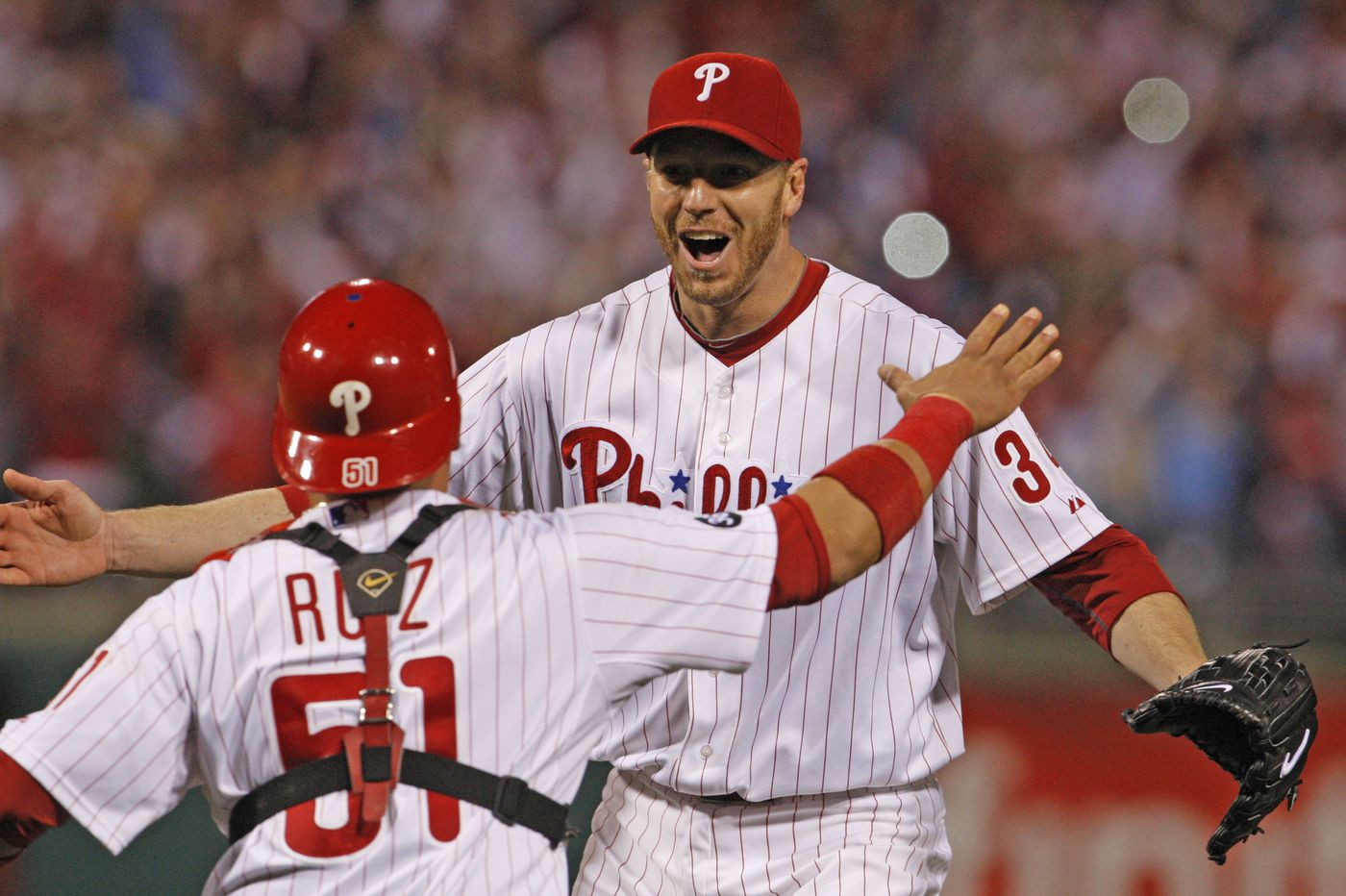 The Phillies Are Retiring Roy Halladay's Number 34