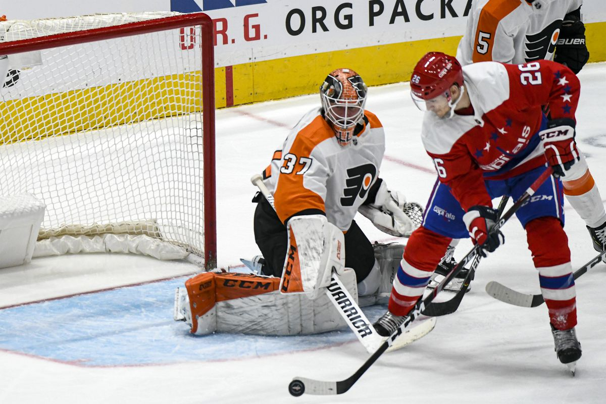 Metropolitan Smack-Down Part 2: Flyers vs. Capitals Preview