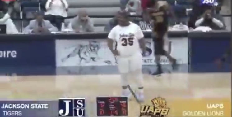Meet Snacks: The Magnificent Beast and Bucket Getter From Jackson State