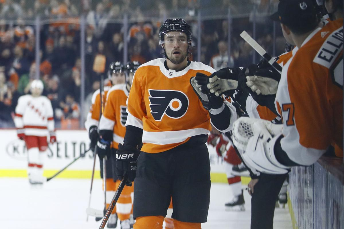 Here Are Some Reasons The Flyers Have Won 8 In A Row