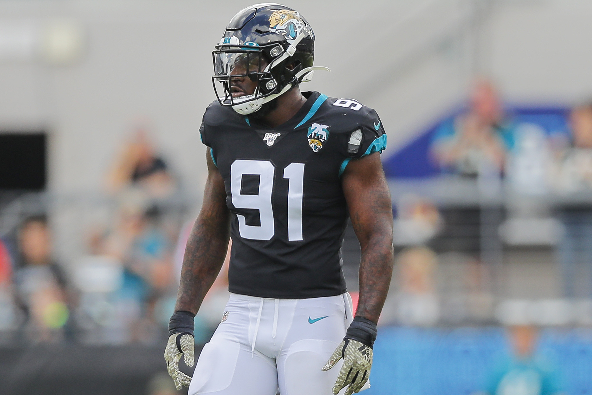 Yannick Ngakoue is Dropping All Types of Hints He Could Be An Eagle Soon