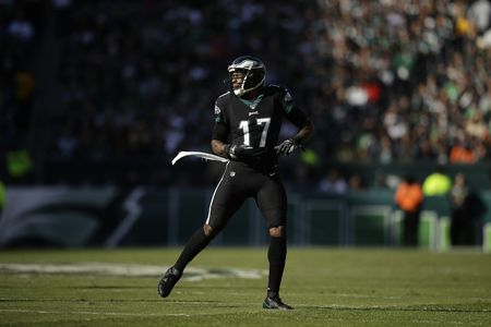 Is Alshon Jeffery Still Going to be an Eagle This Season? Sure Seems Like It