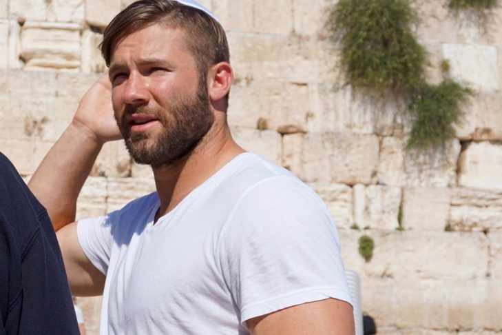 Julian Edelman Is Having A Bar Mitzvah And I Need To Go