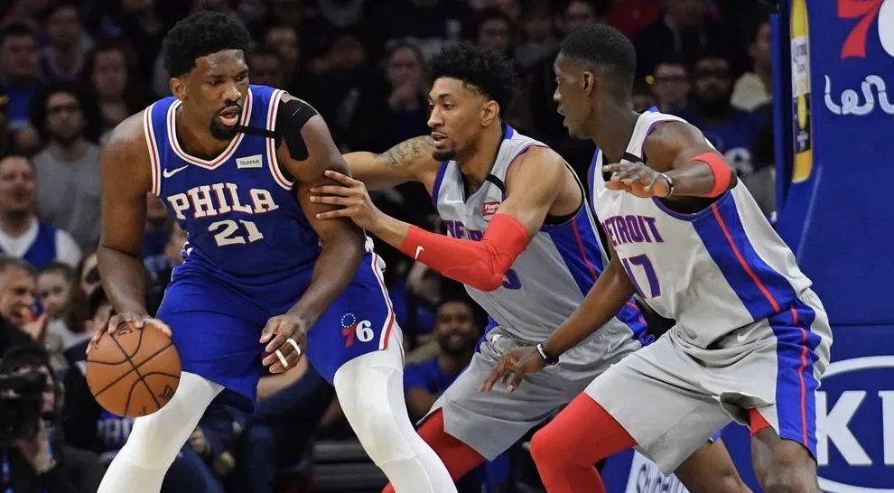 The Sixers Are Being Tested For Coronavirus