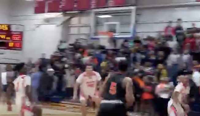Chester High School's Basketball Team Hits A Buzzer Beater To Advance In States A Day After A Teammate Was Shot & Killed