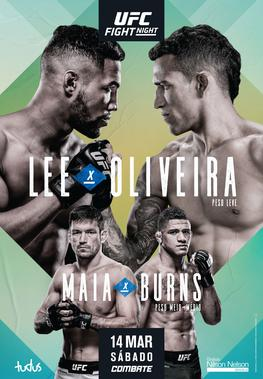 Previewing UFC Fight Night: Lee vs Oliveira