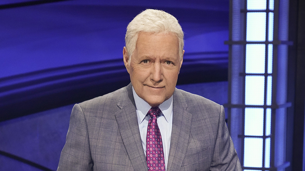 Alex Trebek is Defying the Odds