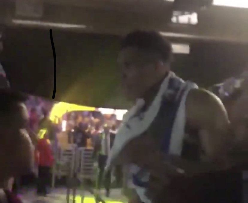 Some Lakers Fan Heckled Giannis And His Brother In Greek And They Went Off