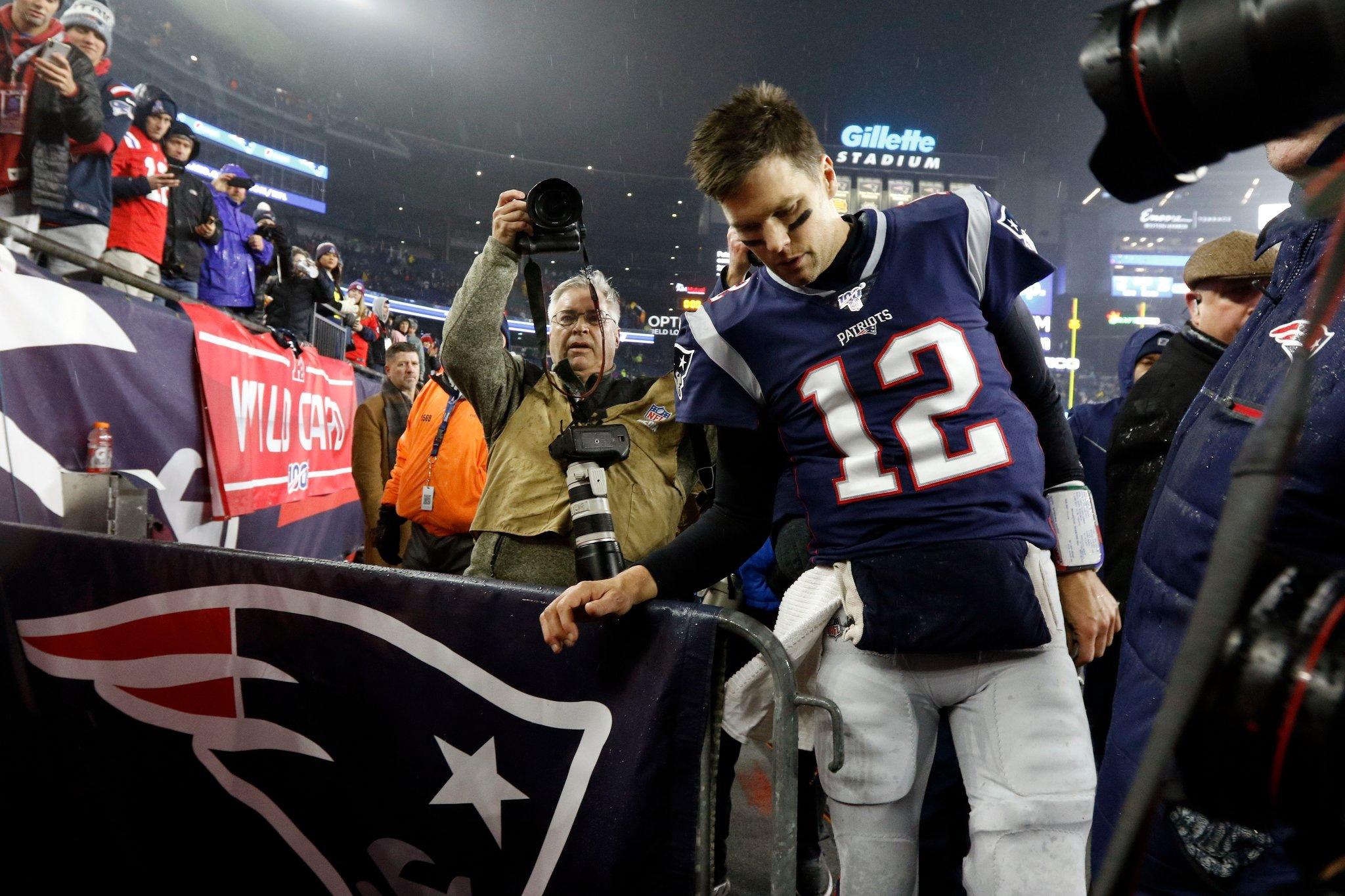 Brady Is No Longer A Patriot And I Need Someone To Make It Make Sense