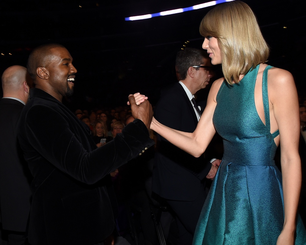 The Taylor Swift Vs Kim And Kanye Saga Takes A Wild Turn