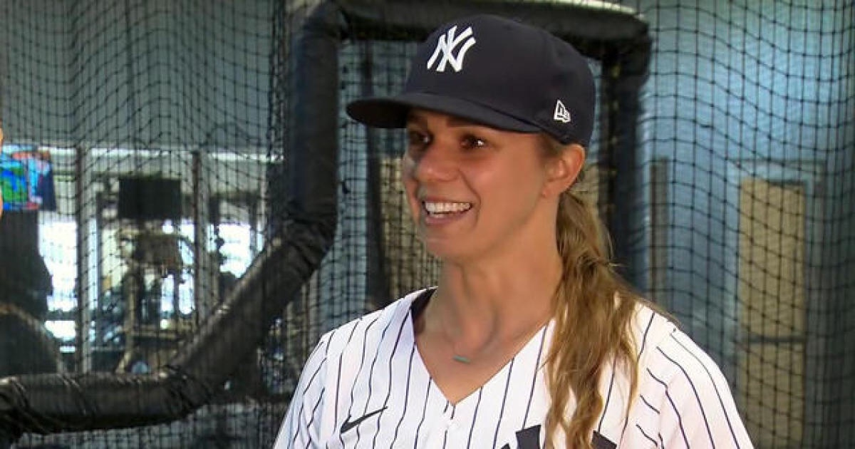 Yankees Ahead Of The Curve… Hire Rachel Balkovec As Hitting Coach