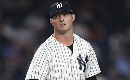 Yankees Pitcher Zach Britton Hit With Possible Injury!