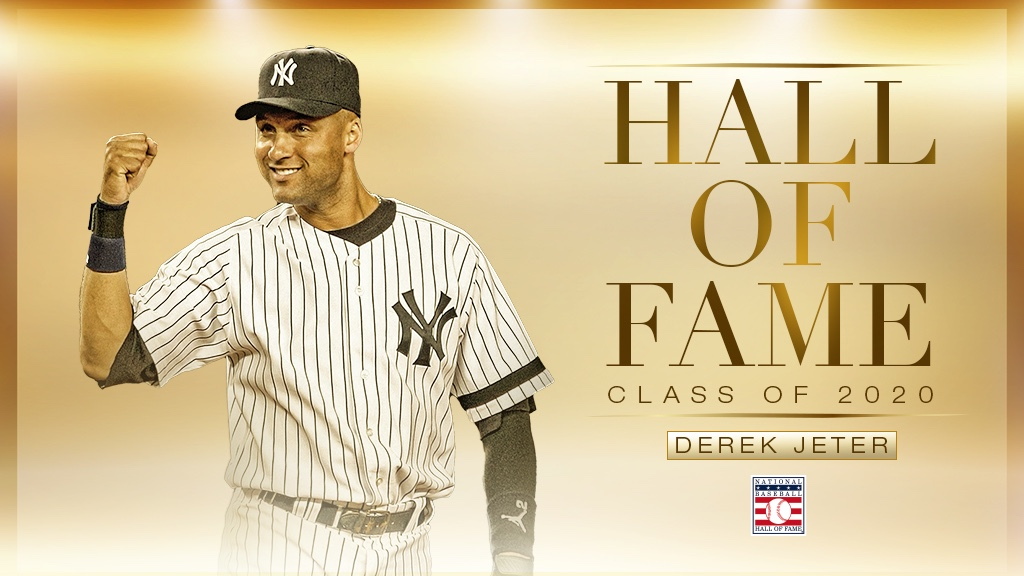 Will We Get To See Jeter Inducted Into the Hall Of Fame This Summer?