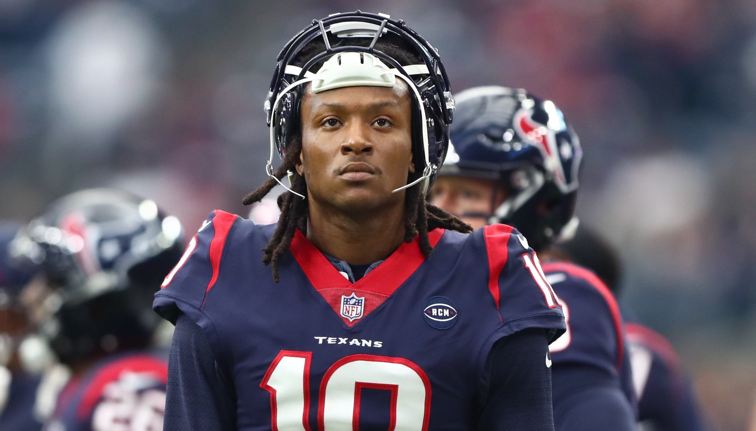DeAndre Hopkins To The Eagles?