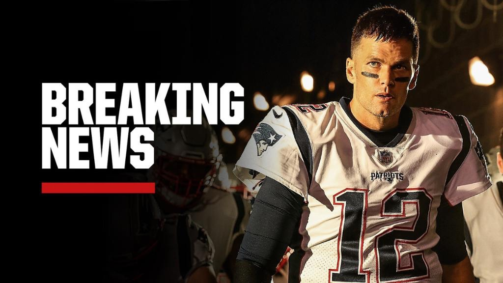 BREAKING: Tom Brady Signing With Tampa Bay