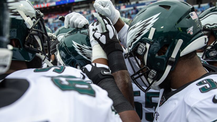 Rumor: One Of The Eagles Is Currently Awaiting Results For The Coronavirus