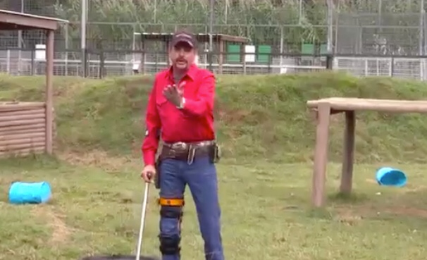 [Video] Turns Out Joe Exotic Might Be Super Racist