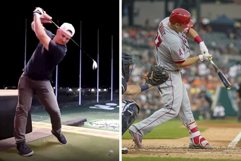This Has To Be Mike Trout's Biggest Hit of All Time