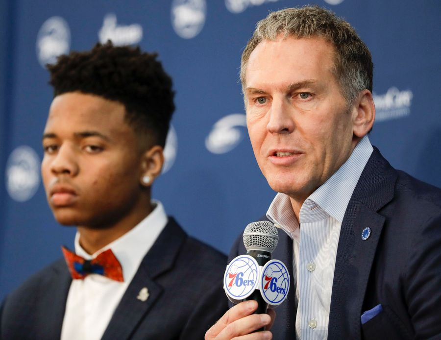 Chicago Bulls (Somehow) Considering Bryan Colangelo For Their Top Basketball Ops Role