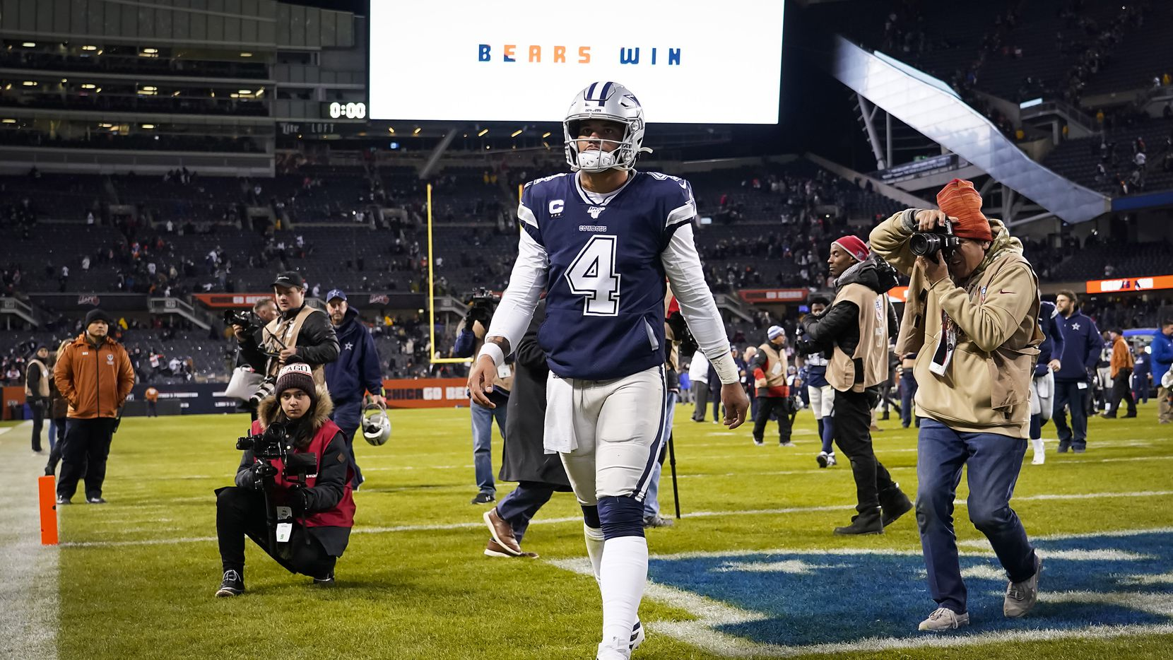 Dak Prescott Hosts Huge Party Disobeying Texas Stay-At-Home Order, Carson Wentz Donates $100,000 For Coronavirus Relief