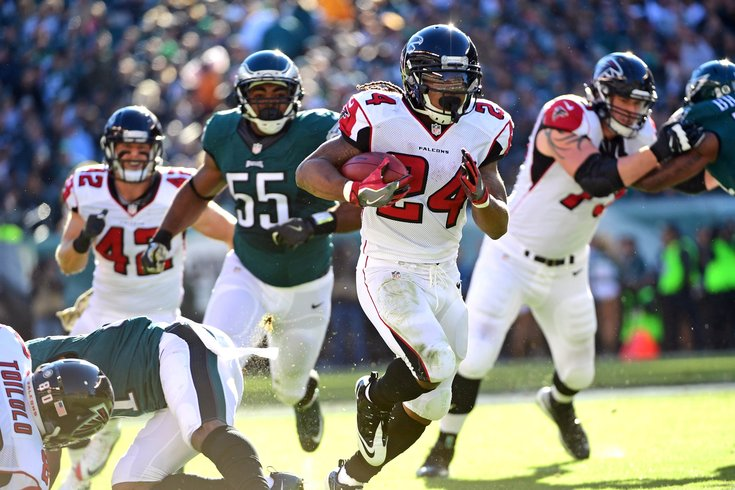 Are the Eagles Interested in Devonta Freeman?