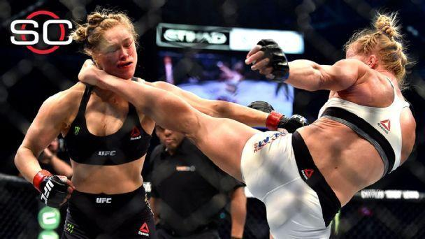 The 5 Most Shocking Upsets In UFC History