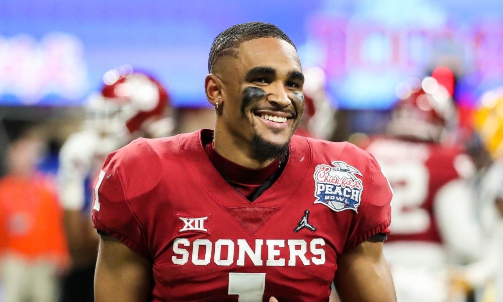 THE PHILADELPHIA EAGLES 2ND ROUND PICK IN THE DRAFT IS….Jalen hurts?