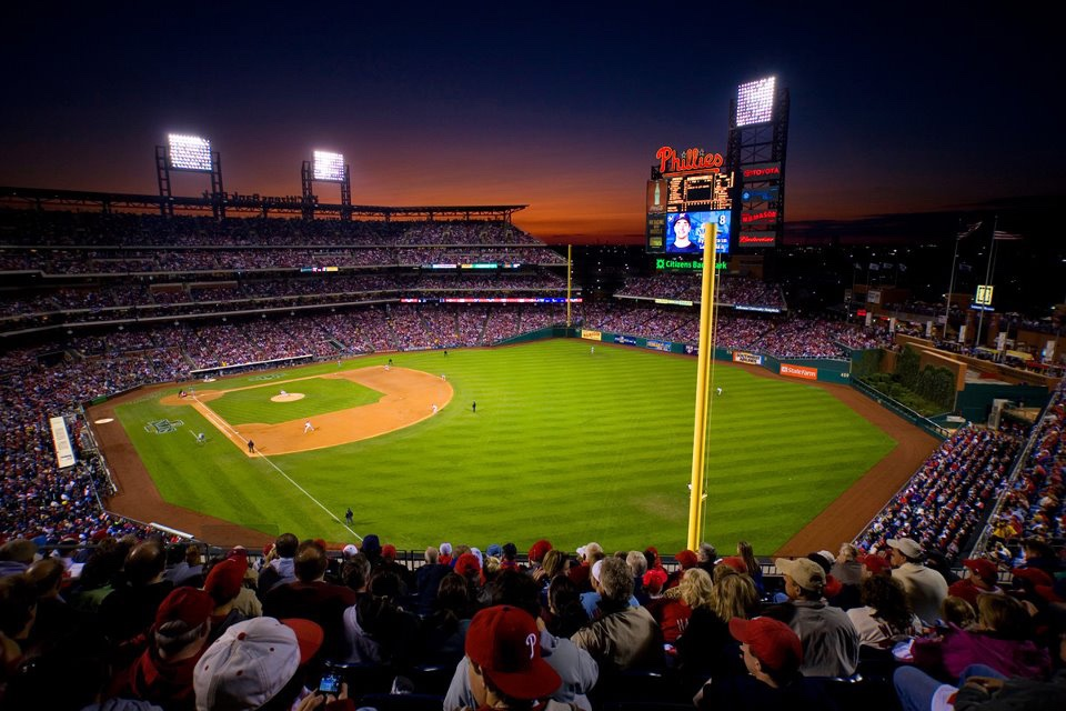 Missing Phillies Baseball