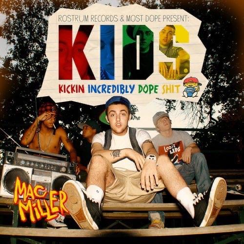 Mac Miller's K.I.D.S. Mixtape Finally Streaming on All Platforms