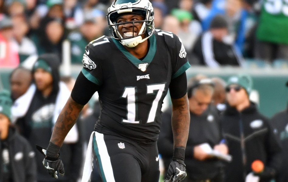 Eagles Have Been Trying To Trade Alshon Jeffery Since October 2019