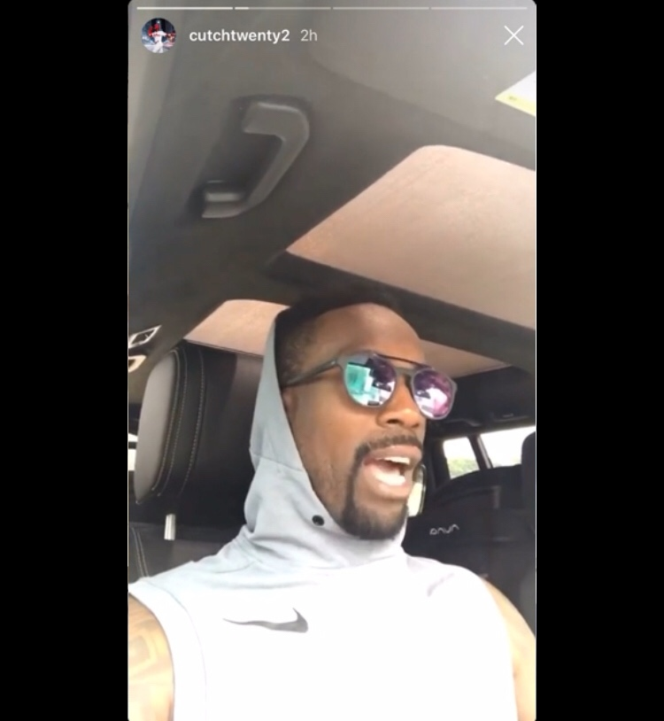 Andrew McCutchen Does The Greatest Mickey Mouse Impression You'll Ever Hear