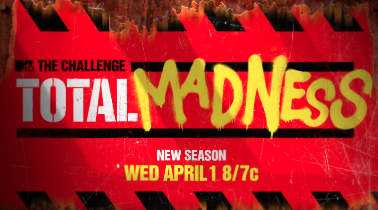 The Challenge 35 Total Madness: Meet The New People