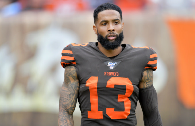 Could Odell Beckham Jr Be a Viking Soon?
