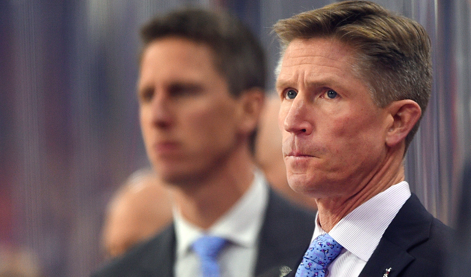 Dave Hakstol Sucks