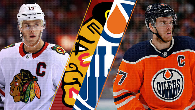 NHL Playoffs: Oilers vs Blackhawks Preview
