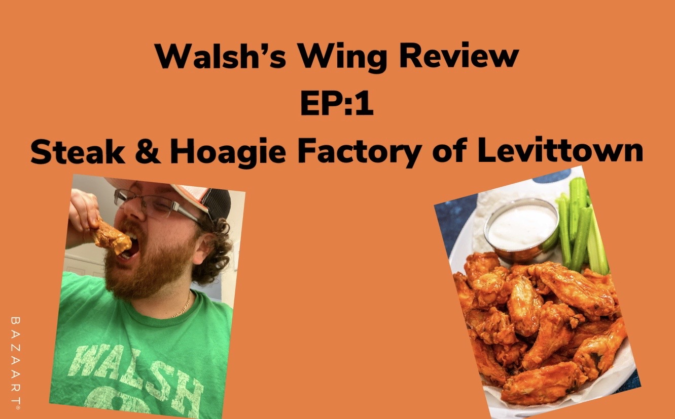 Walsh's Wing Review: Episode 1