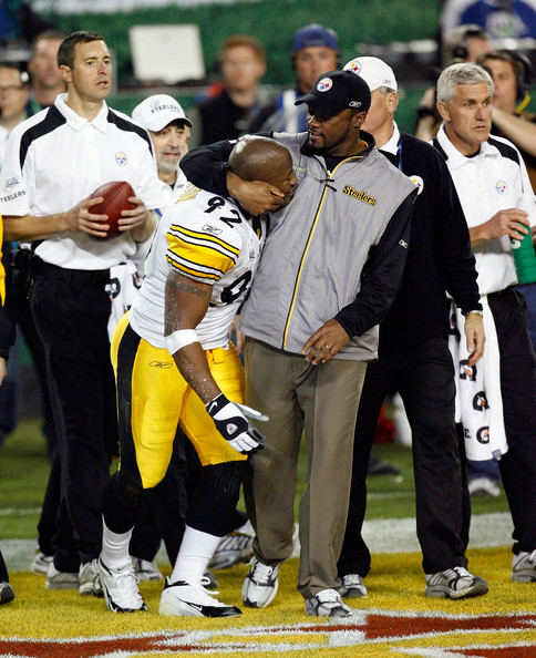 """James Harrison Admitted Mike Tomlin Gave Him An """"Envelope"""" After Hit On Mohamed Massaquoi And Watch No One Care"""