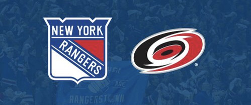 NHL Playoffs: Hurricanes vs Rangers Preview