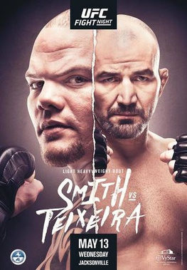 FIGHT NIGHT: Smith vs Teixeira