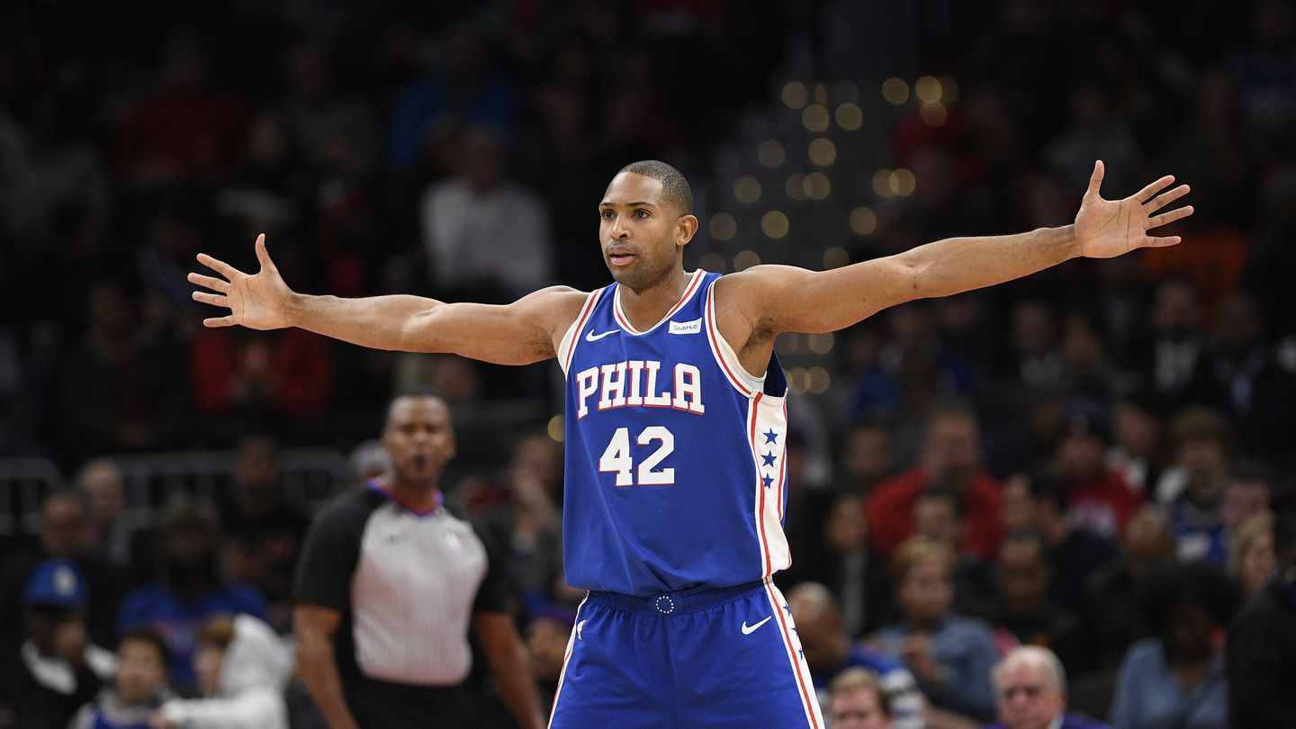 New Trade Rumor Has the Sixers Sending Al Horford to the Kings
