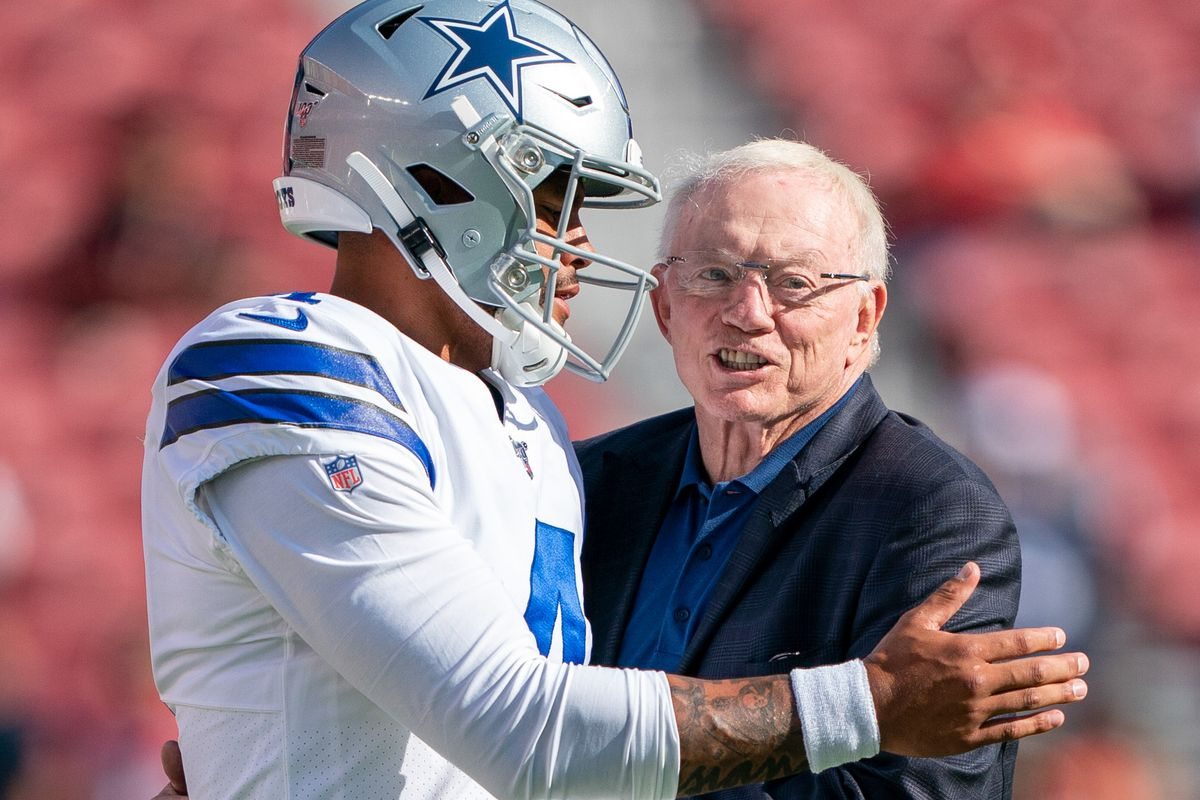 """Disgruntled Cowboys Call Dak Contract """"Elephant in the Room"""""""